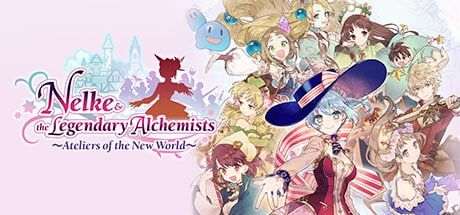 Nelke & The Legendary Alchemists - Cover