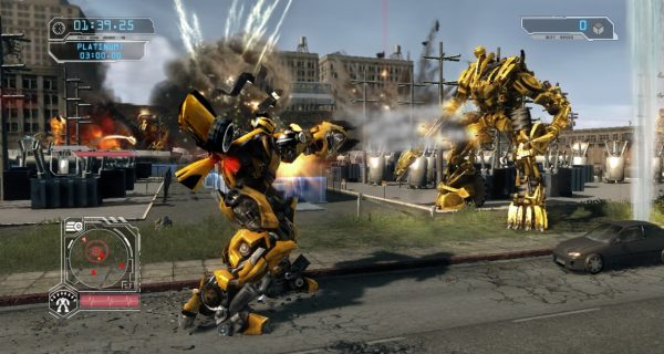 Transformers The Game – 01