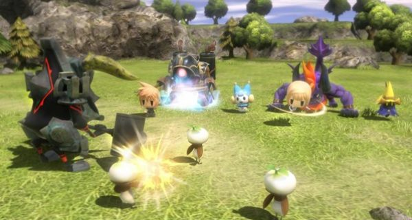 World Of Final Fantasy Maxima – 04