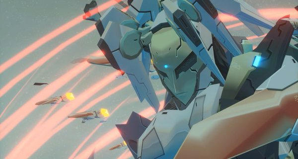 Zone Of The Enders The 2nd Runners Mars – 03