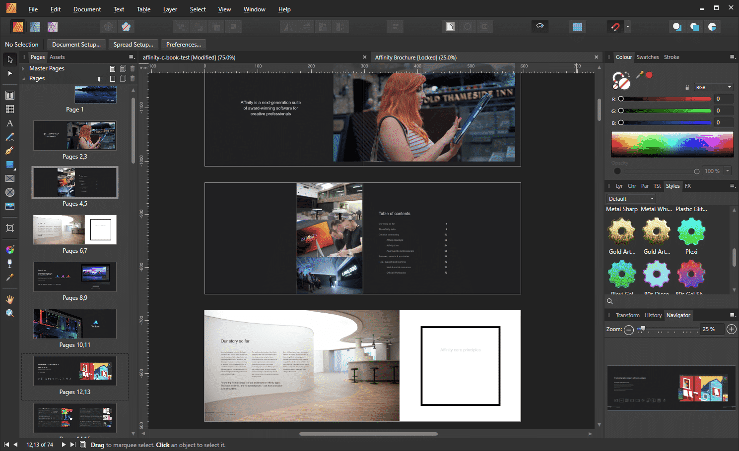 Download Gratis Serif Affinity Publisher Terbaru