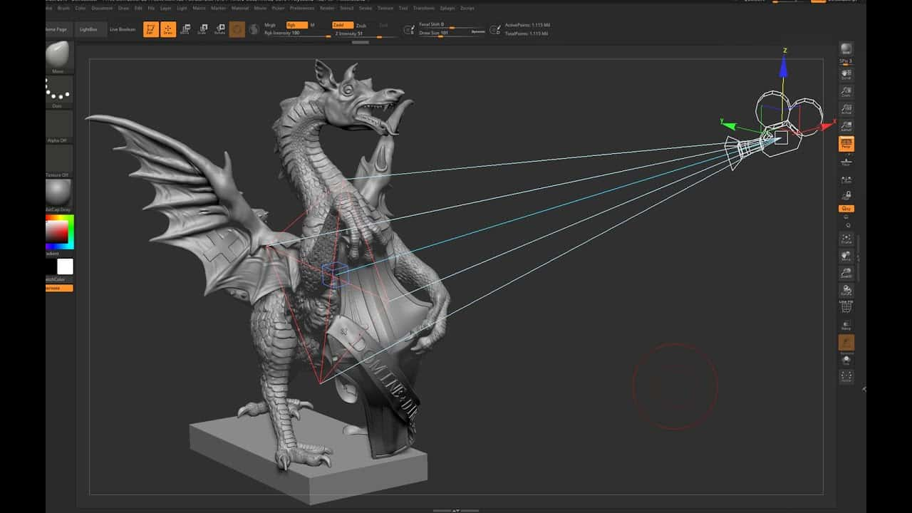Download Gratis ZBrush Terbaru