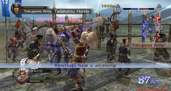 Samurai Warriors 2 – 02