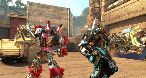 Transformers Rise Of The Dark Spark – 01