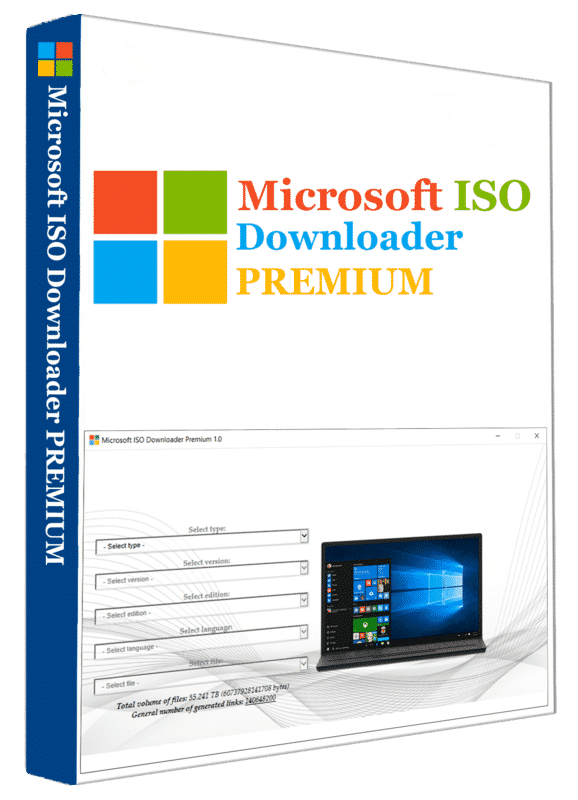 Download Gratis Microsoft ISO Downloader Premium Full Version