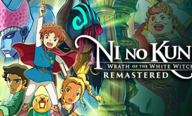 Ni No Kuni Wrath Of The Witch Remastered Full Version (CODEX)