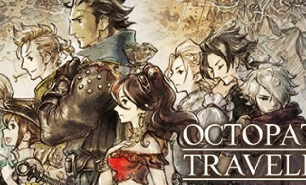 Octopath Traveler Full Version (CPY)