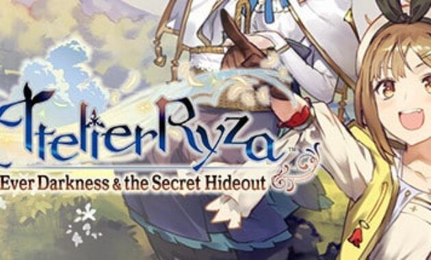 Atelier Ryza: Ever Darkness & The Secret Hideout Full Version (CODEX)
