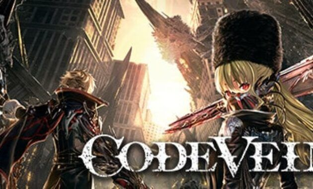 CODE VEIN Full Version (CODEX)