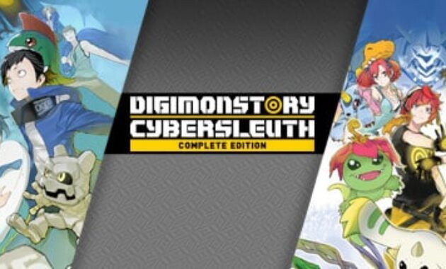 Digimon Story Cyber Sleuth: Complete Edition Full Version (SKIDROW)