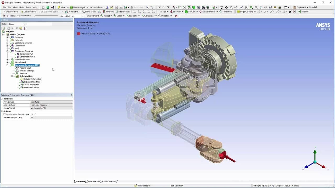 Download Gratis ANSYS Products 2019 Full Version