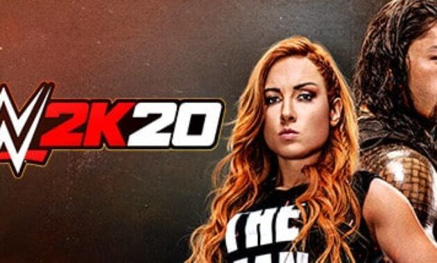 WWE 2K20 Full Version (CODEX)
