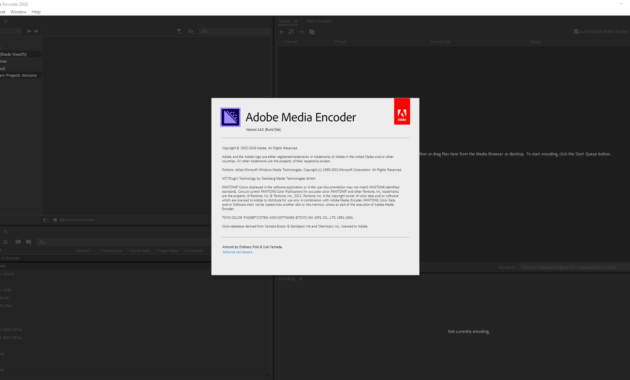 Download Gratis Adobe Media Encoder 2020 Full Version