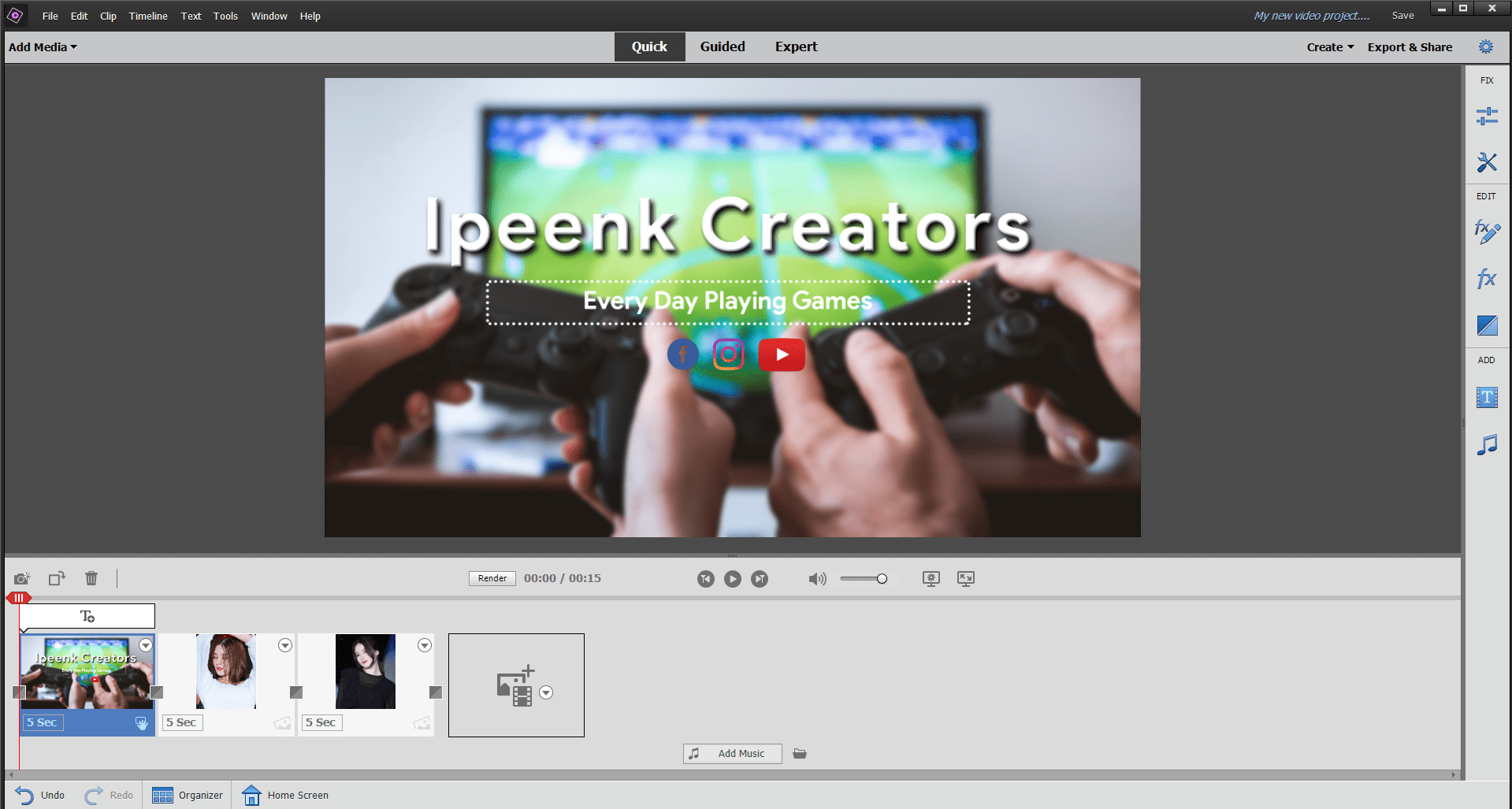 Download Gratis Adobe Premiere Elements 2020 Full Version
