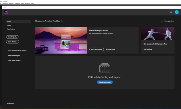 Download Gratis Adobe Premiere Pro 2020 Full Version