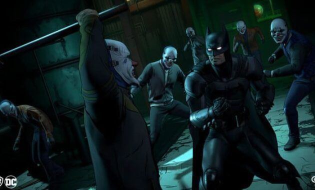 Download Gratis Batman The Enemy Within - The Telltale Series - Shadows Edition Full Repack-3