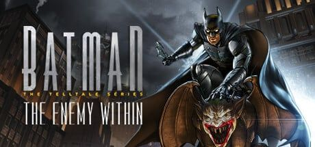 Download Gratis Batman The Enemy Within - The Telltale Series - Shadows Edition Full Repack