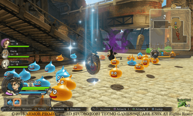 Download Gratis Dragon Quest Heroes Slime Edition Full Version-2