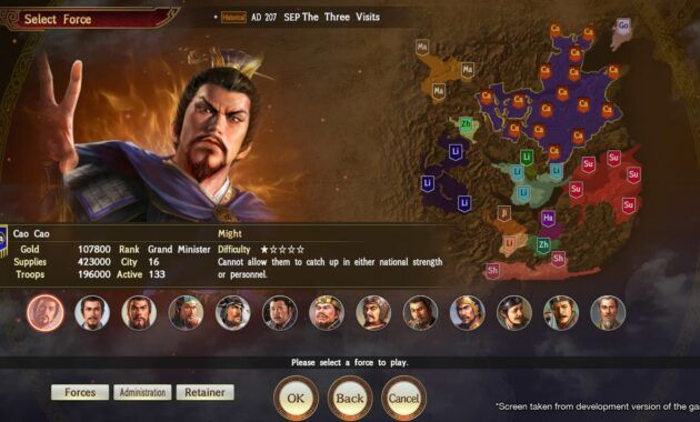 Download Gratis ROMANCE OF THE THREE KINGDOMS XIV Full Version-3