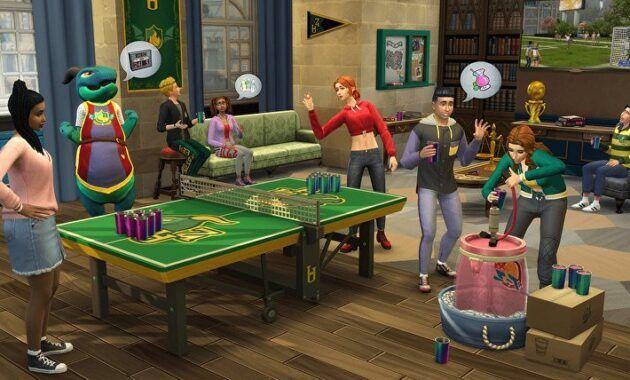 Download Gratis The Sims 4 Discover University Full Version-2