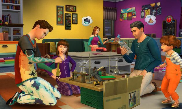 Download Gratis The Sims 4 Discover University Full Version-3