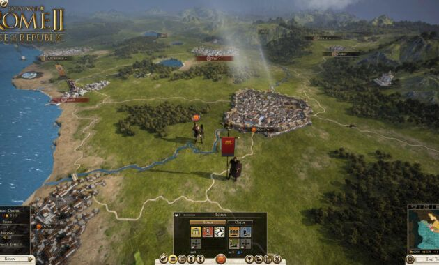 Download Gratis Total War Rome II Rise of the Republic Full Version-1