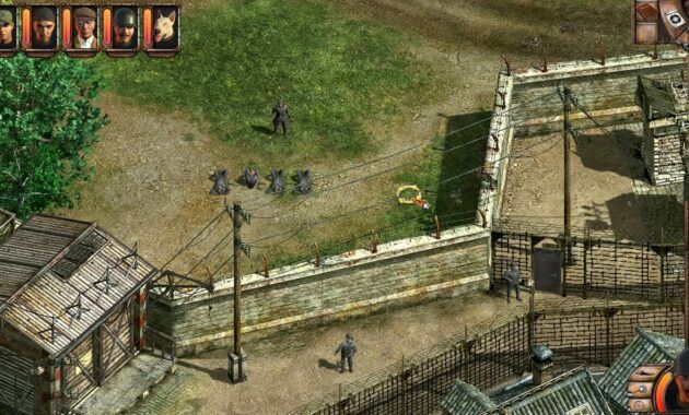 Download Game Commandos 2 HD Remaster Full Version - 2